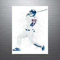 Anthony Rizzo Chicago Cubs Poster
