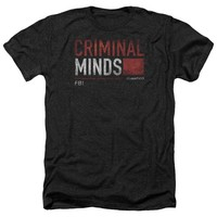 Criminal Minds - Title Card