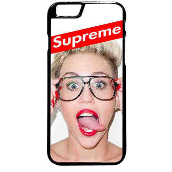 Twerking Miley Cyrus Supreme For iPhone 6 Plus Case *ST*