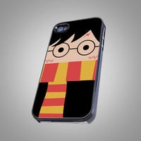 Harry Potter - Cartoon - Character - KCB 033 - Design on Hard Cover - iPhone 4 / 4S Case, iPhone 5 Case ( Black / White / Clear )