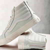 Vans Leather Sk8-Hi Slim Zip Sneaker - Urban Outfitters