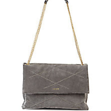 Lanvin - Sugar Medium Suede Shoulder Bag - Saks Fifth Avenue Mobile