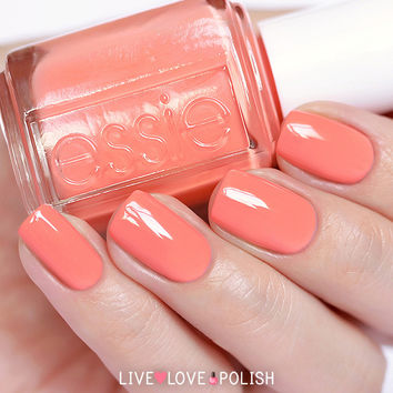 Essie Peach Side Babe Nail Polish (Summer 2015 Collection)