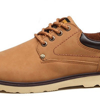 Mens Stylish Low Top Boots