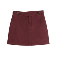 Marc by Marc Jacobs - Cotton Mini Skirt