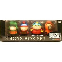 Mezco Toyz South Park Boys Box Set