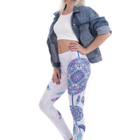 Dream Catchers designed printed leggings! *Limited Edition -OS only