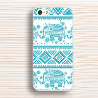 Blue elephant iphone case,porcelain pattern case,iphone 5c case,classical iphone 5s case,iphone 5 case,iphone 4 case,elephant iphone 4s case