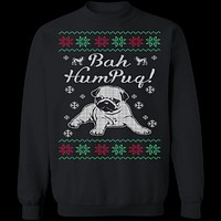 Pug Ugly Christmas Sweater