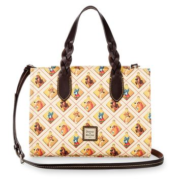 Disney Dooney & Bourke Lady and the Tramp Satchel New with Tags