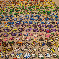 Pokemon Bead Sprite Set - Make Your Own Pokemon Team