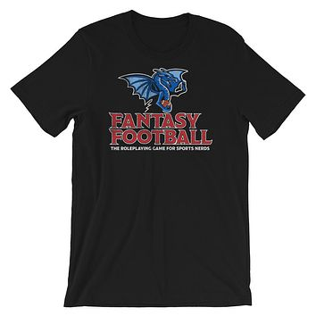Fantasy Football Roleplaying The Game for Sports Nerds T-Shirt
