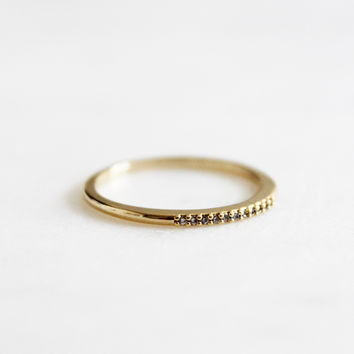 Dainty Starline Ring