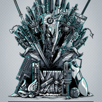 Throne of Games Unisex Tee
