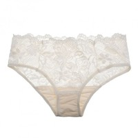 Buy Lonely luxury lingerie - Lonely Grace Full Brief  | Journelle Fine Lingerie