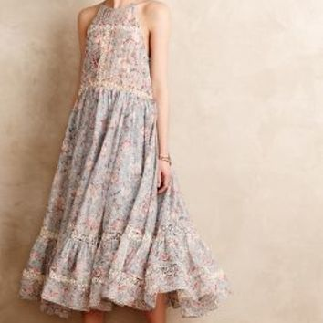 Cosima Dress by Zimmermann Blue Motif