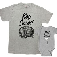 Father Son Shirts Dad And Daughter Shirts Family Photo Outfits Daddy And Me Shirts Matching Family Outfits Fathers Day Present - SA1128-1129