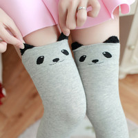 Cute Cat Knee Socks