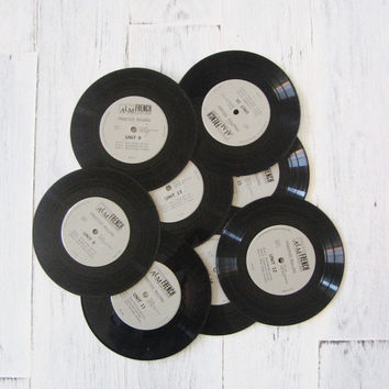 Vintage 1960's A-LM Level One French Practice Record Set