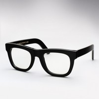 Super Ciccio Black Eyeglasses