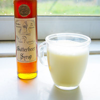 Butter Beer Syrup Harry Potter