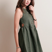 Cavalry Bomber Dress By One Teaspoon