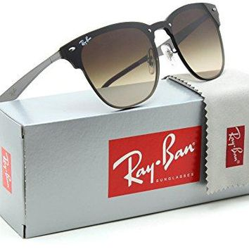 Ray-Ban RB3576N Blaze Clubmaster Unisex Gradient Sunglasses 041/13 - 47mm