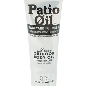 Jao 'Patio Oil - Backyard Formula' Plant Based Insect Repellent | Nordstrom