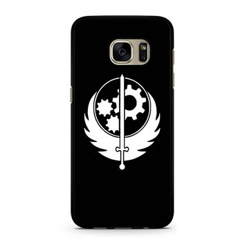 Fallout Brotherhood Of Steel Samsung Galaxy S7 Case