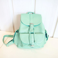 Candy Color Backpack from AsbestosAccessories