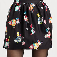 Kate Spade New York - Cotton/Silk Henrita Skirt