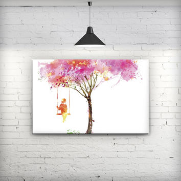 Summer Swing - Fine-Art Wall Canvas Prints