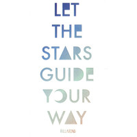 Billabong Let The Stars Guide Your Way Sticker White Combo One Size For Women 25216016701