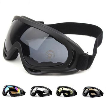 WoSporT Outdoor Ski Goggles Double UV400 Anti-fog Big Ski Mask Glasses Skiing Men Women Snow Snowboard Goggles Sunglasses