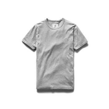 Reigning Champ Heather Grey T-Shirt