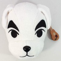 Totakeke (K.K. Slider) Plush Pass Case Animal Crossing