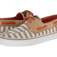 Sperry Top-Sider Bahama 2 Eye Bretton Stripe Navy Cognac - Zappos.com Free Shipping BOTH Ways