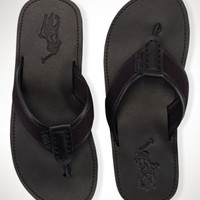 Leather Sullivan Flip-Flop