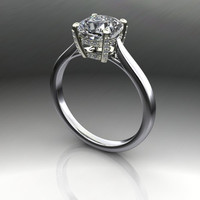 WEEKEND SALE! Engagement Ring