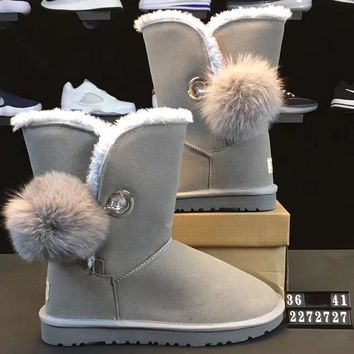 One-nice™ UGG Women Fashion leisure snow boots