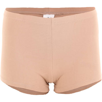 Child Boy Cut Shorts (Nude)