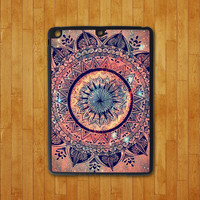 iPad 3 Case,Mandala pattern,iPad Air Cover,iPad air Case,iPad 4 Case,iPad 2 Case,New iPad Case,iPad mini Case,iPad mini 2 Case,