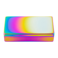 Buy Lund London Luxe Box with Compartments - Oil Slick | Amara