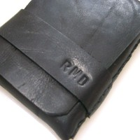 Mens Wallet, Leather Wallet, Gifts For Him, Mens Leather Wallet  Free Monogramming