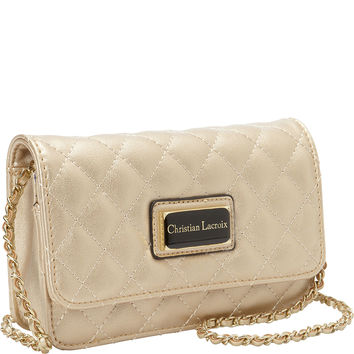 CXL by Christian Lacroix Orleans Quilted Crossbody - eBags.com