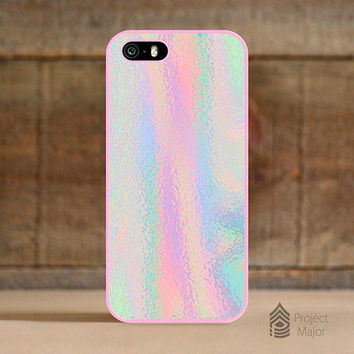 new concept 3eced da69e Hologram Holographic *Style Case / Cover for Apple iPhone 5 / 5s