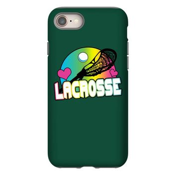 neon lacrosse iPhone 8