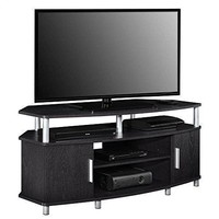 Home TV Stand for Table Carson  Modern Coffee Wide Espresso levels of storage