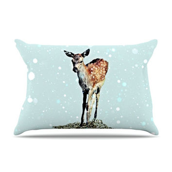 "Monika Strigel ""Fawn"" Pillow Case"