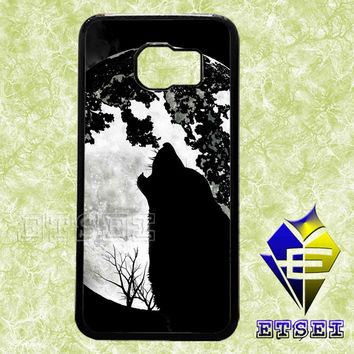 wolf 2346 case For Samsung Galaxy S3/S4/S5/S6 Regular/S6 Edge and Samsung Note 3/Note 4 case